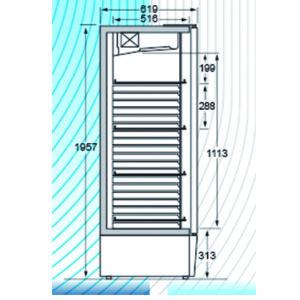 schema armoire negative 70
